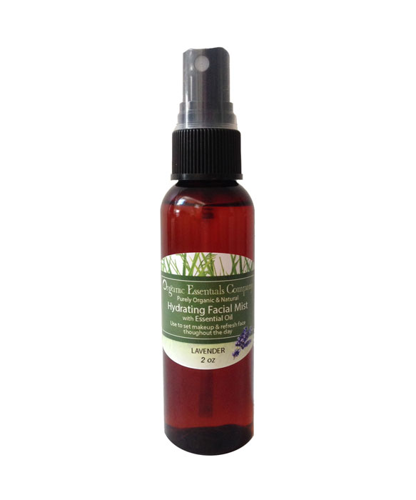 Hydrating Facial Mist Lavender