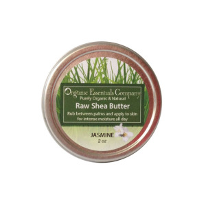 Raw Shea Butter with Jasmine Essential Oil