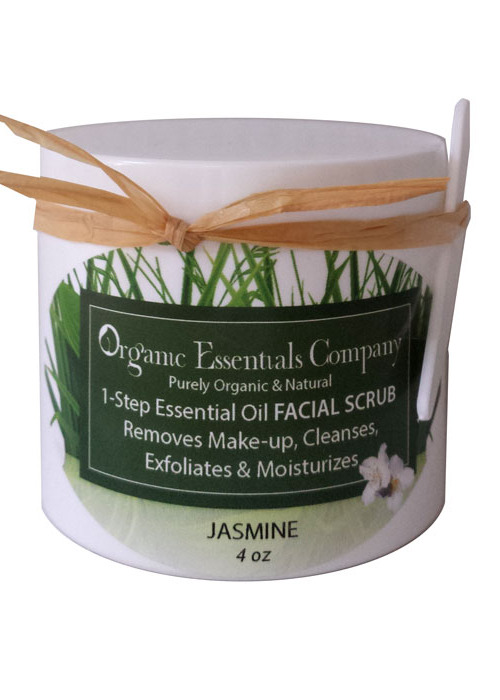 1-Step Facial Scrub with Jasmine