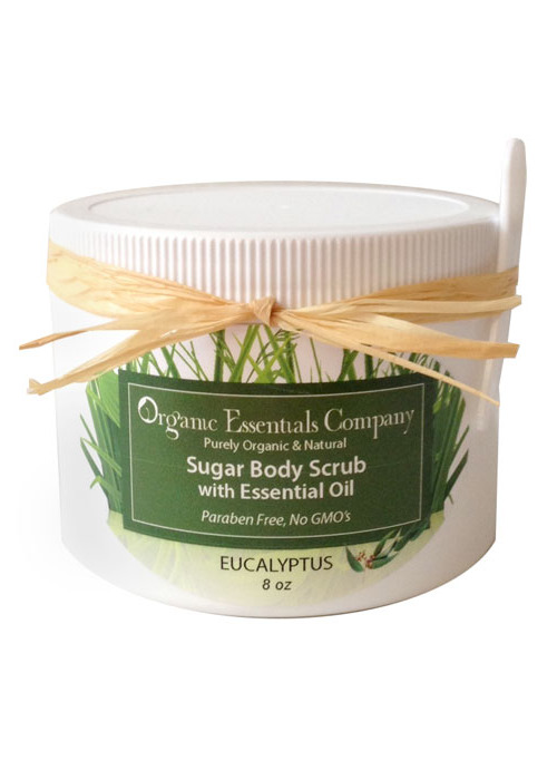 Eucalyptus Sugar Body Scrub