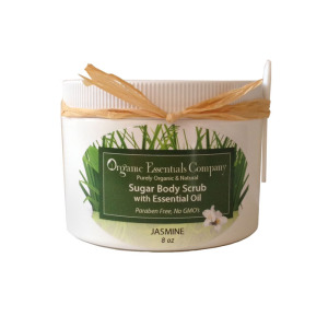 Jasmine Sugar Body Scrub