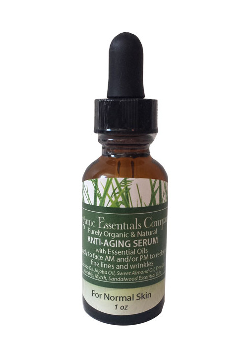 Anti-aging Essential Oils Serum for Normal Skin