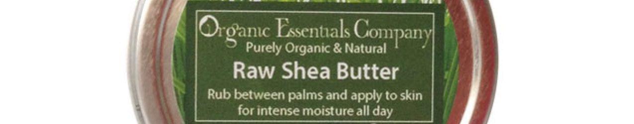 Raw Shea Body Butter with Jasmine