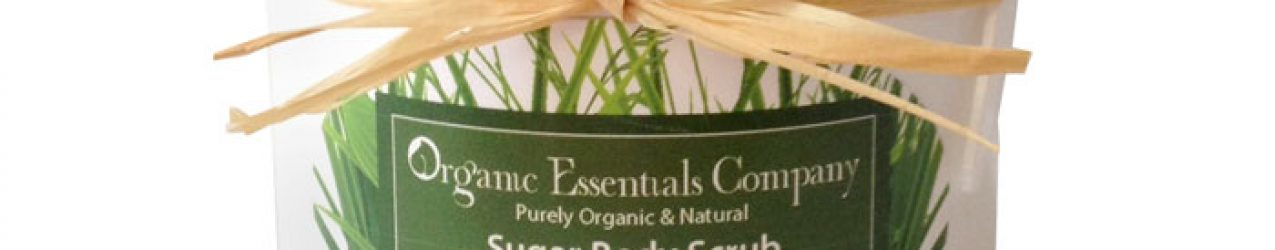 Sugar Body Scrub with Eucalyptus Essential Oil