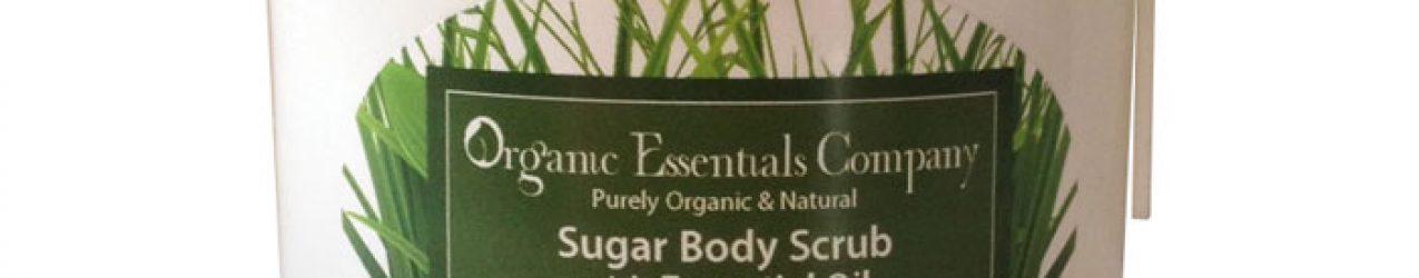 Sugar Body Scrub - Jasmine